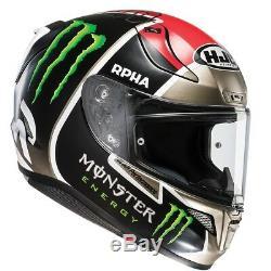 2018 HJC RPHA 11 RPHA11 JONAS FOLGER MONSTER REPLICA Full Face Motorbike Helmet