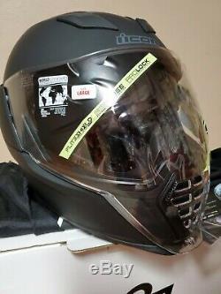 2019 Icon Airflite Full Face DOT Motorcycle Helmet