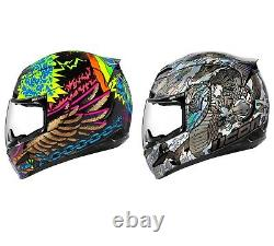 2020 Icon Airmada TL Full Face DOT Motorcycle Helmet Pick Size / Color