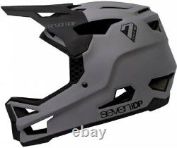 7 iDP Project 23 Glass Fibre Helmet 2020 Full Face Mountain Bike Downhill MTB