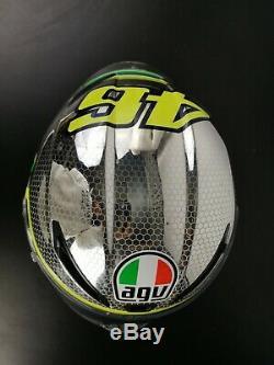 AGV Corsa Mugello Valentino Rossi XL 2015 Mirror Limited Edition 1532 Of 2000