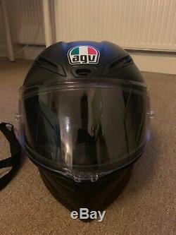 AGV Corsa-R Matt Black Motorcycle Helmet