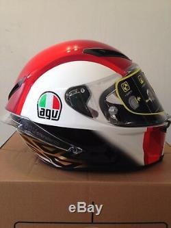 AGV Corsa R Simoncelli 58 Replica Motorbike Helmet SIZE Medium Small