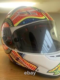 AGV GP Tech DreamTime Valentino Rossi Replica Helmet