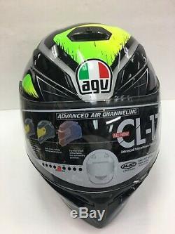 AGV K-3 SV Liquefy full face motorcycle Helmet Size Large L