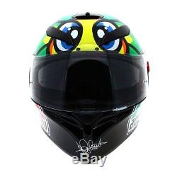 AGV K-3 SV Rossi Tartaruga Full Face Motorcycle Motorbike Helmet