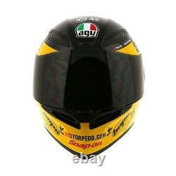 AGV K1 Full Face Motorcycle Motorbike Helmet Guy Martin Replica
