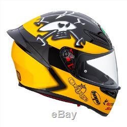 AGV K1 Guy Martin Full Face Motorcycle Helmet