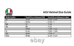 AGV K1 Winter Test Urban Touring Helmet M/L