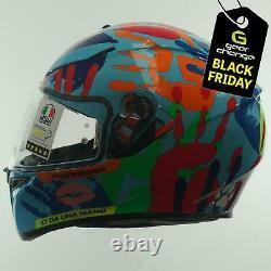 AGV K3-SV Misano 2014 Motorcycle Motorbike Helmet