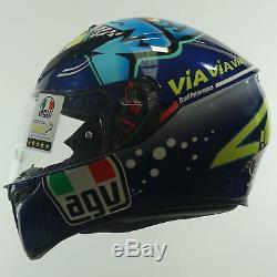AGV K3-SV Misano 2015 Motorcycle Motorbike Helmet