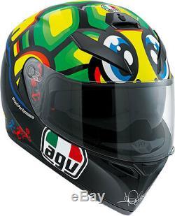 AGV K3 SV TARTARUGA Full-Face Motorcycle Helmet (TARTARUGA) Choose Size