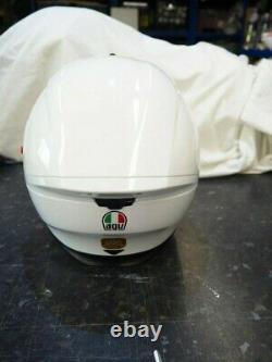AGV K5-S Full Face Motorcycle Helmet Pearl White