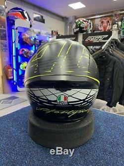 AGV K5-S Rossi Thorn 46 Motorcycle Helmet Large