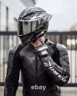 AGV Mimetica PISTA GP RR Full Face Motorcycle Helmet Camouflaged Carbon Fiber
