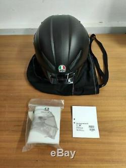 AGV Pista GP-R Carbon Helmet Motorbike Fullface E2205 Solid Mat