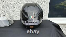 AGV Pista GP-R Glossy Carbon Motorbike Motorcycle Helmet