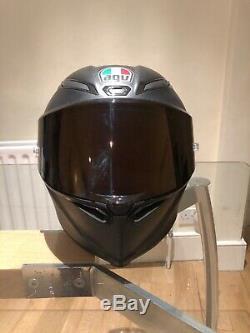AGV Pista GP-R Matt Carbon Motorcycle Helmet