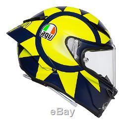 AGV Pista GP-R Soleluna 2018 Motorcycle Motorbike Helmet