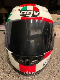 AGV X-R2 Valentino Rossi Limited Edition Helmet Large