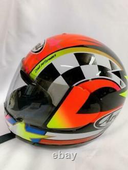 ARAI Full face helmet Kevin Schwantz Replica SizeM Multicolor