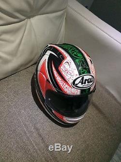 ARAI RX7-GP Helmet, Nikki Hayden Special Edition RRP £760