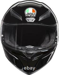 Agv Helmet K1 Black Lg 200281o4i000209