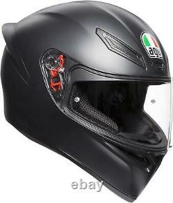Agv Helmet K1 Matt Black Ms 200281o4i000306