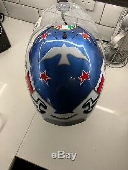 Agv K5 S Guy Martin Motorcycle Helmet xs