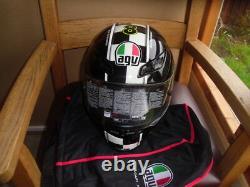 Agv gp tech Valentino Rossi ltd edition replica
