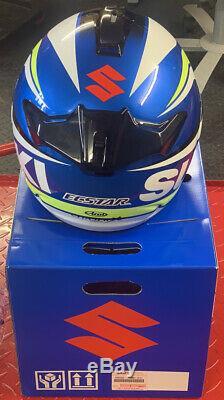 Arai Chaser Chaser-x Suzuki Moto Gp Design Motorbike Motorcycle Helmet Gsxr
