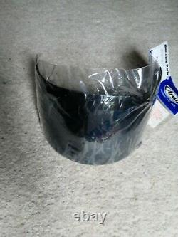 Arai Chaser Motorcycle Helmet Medium + Brand new Arai Dark tint visor + Gloves