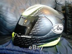 Arai Chaser V Cal Crutchlow Replica Motorcycle Helmet