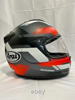 Arai Chaser-X Cliffe Black sports race track road urban street motorcycle helmet