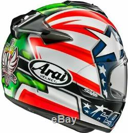 Arai Chaser X Hayden Motorcycle Helmet Medium