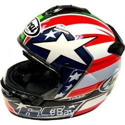 Arai Chaser-X Hayden Replica Motorcycle Helmet