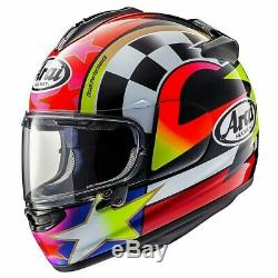 Arai Chaser-X Schwantz'95 Replica Full Face Motorcycle Helmet Size Large