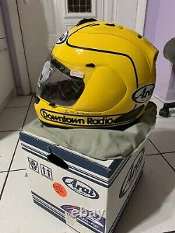 Arai Corsair V Joey 85 Dunlop 2014 LE Helmet