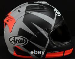 Arai Corsair X Vinales 2 Maverick NO SALES TAX option motorcycle helmet Medium