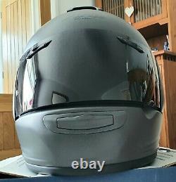 Arai Debut Motorcycle Helmet Gunmetal Frost Size L