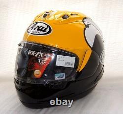 Arai Full face helmet RX-7X CORSAIR-X RX-7V Kenny Roberts Casque casco Helmet ar