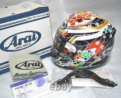Arai Full face helmet RX-7X NAKAGAMI GP2 Corsair-X RX-7V SNELL M2020D LATEST