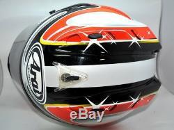 Arai Helmet Corsair V Hiroshi Aoyama Corsa Moto GP Edition Size Small S Ducati