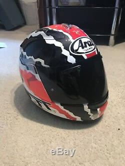 Arai Helmet Special TT Edition Mick Doohan Rx-7 GP