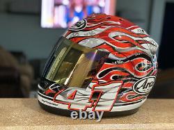 Arai Noriyuki HAGA Helmet