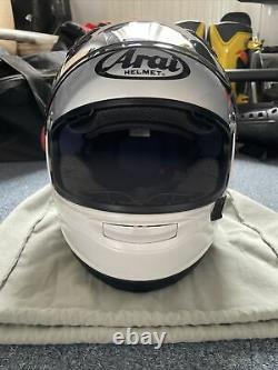 Arai RX-7V Diamond White Helmet SALE