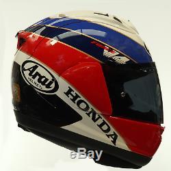 Arai RX-7V Honda RC30 Motorcycle Motorbike Helmet