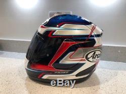 Arai RX7 GP helmet