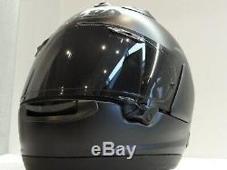 Arai RX7 RX-7 V Motorcycle Racing Helmet Full Face Matt Black Size Small 55-56cm