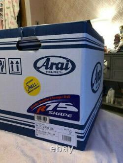 Arai RX7-V Crutchlow BRAND NEW Size Medium